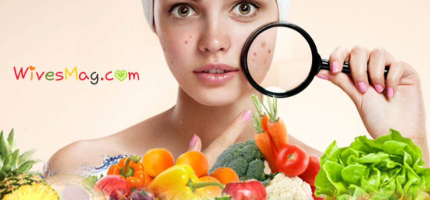 Foods to eliminate acne