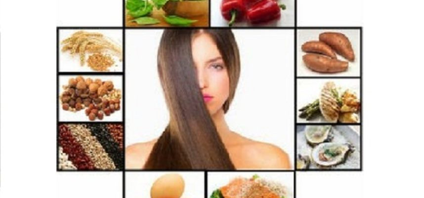 foods help to prevent hair fall
