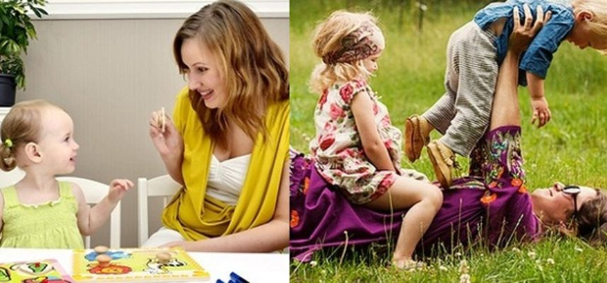 7 habits to be a happy mom