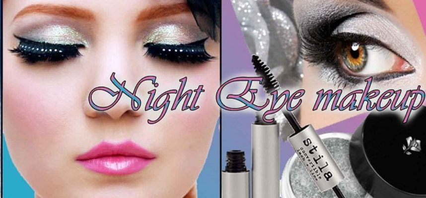 eye makeup for night parties